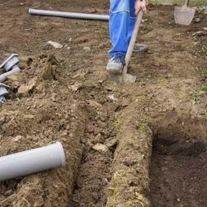 Sewage Pump Replacement